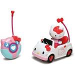 Hello Kitty - Auto Fofura com Controle Remoto - Dtc