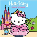 Hello Kitty e uma Princesa