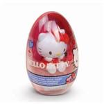Hello Kitty Ovo Big Toy Vermelho - Dtc