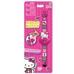 Hello Kitty Relógio Coração - Intek