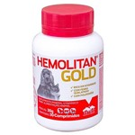 Hemolitan Pet Vetnil - 30 Comprimidos