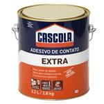 Henkel - Adesivo Cascola Extra Sem Toluol - Cola de Contato Galão 2,8kg