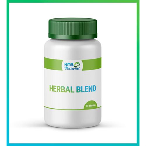 Herbal Blend Cápsulas Vegan 60cápsulas