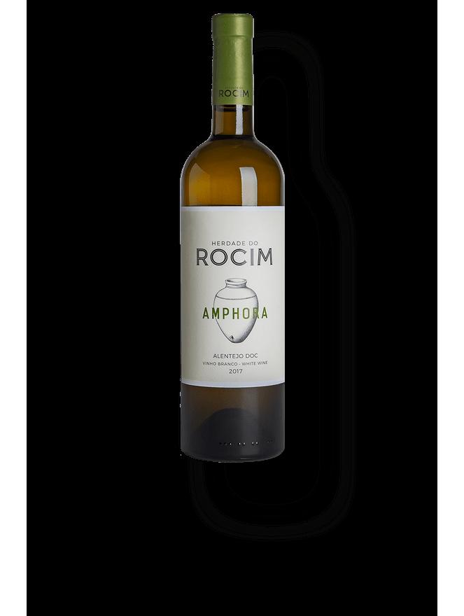 Herdade do Rocim Amphora Vinho de Talha Branco DOC