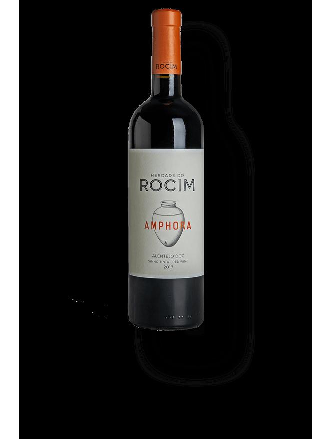Herdade do Rocim Amphora Vinho de Talha Tinto DOC