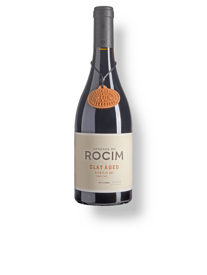Herdade do Rocim Terracotta Clay Aged Tinto 2016