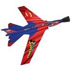 Hero Plane Liga da Justiça Superman 9606 Candide
