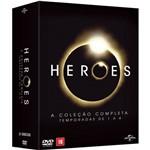 Heroes - a Coleção Completa - Temporadas de 1 a 4