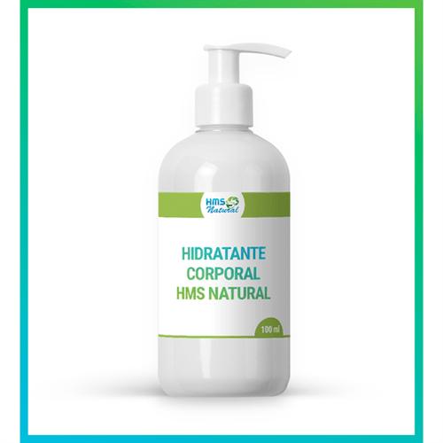 Hidratante Corporal Hms Natural 100ml