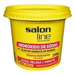 Hidróxido de Sódio Salon Line Manga Regular 250gr