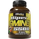 Hiper Amino 5500 - 50 Cápsulas - Atlhetica Evolution
