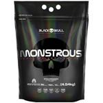 Hipercalórico Monstrous 4,54Kg - Black Skull - Baunilha