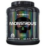 Hipercalórico MONSTROUS GAINER - Black Skull - 6Lbs (2,7kg)