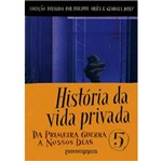 Historia da Vida Privada Vol 5 - Cia de Bolso