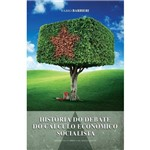 História do Debate do Cálculo Econômico Socialista - Capa Brochura