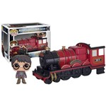 Hogwarts Express Engine With Harry Potter - Funko Pop! Rides - 20