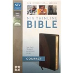 Holy Bible Niv Thinline Compact