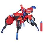 Homem Aranha com Veículo 3 em 1 - Hasbro