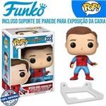 Homem Aranha Spider-man Funko Pop #223+ Suporte de Parede