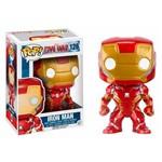 Homem de Ferro Iron Man - Capitão América Civil War Funko Pop