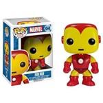 Homem de Ferro / Iron Man Clássico - Funko Pop Marvel Universe