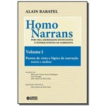 Homo Narrans Vol. 1 - por uma Abordagem Enunciativa e Interacionista da Narrativa