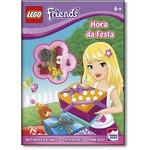 Hora da Festa - Coleção Lego Friends