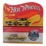 Hot Wheels 50 Anos 1968 Cougar - Mattel