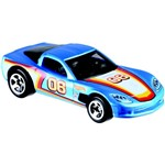 Hot Wheels 50 Anos Corvette C6 - Mattel
