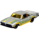 Hot Wheels 50 Anos Plymoth Barracuda - Mattel