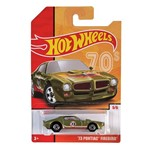 Hot Wheels 73 Pontiac Firebird - Mattel