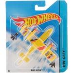 Hot Wheels Aviões Skybusters Blaze Buster - Mattel