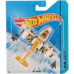 Hot Wheels Aviões Skybusters Sky Safari - Mattel