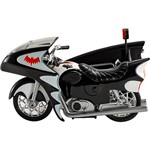 Hot Wheels - Batman Carrinho Premium Batcycle Dkl20/Dkl26 - Mattel