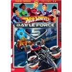 Hot Wheels Battle Force 5 - 1ª Temporada, V.1