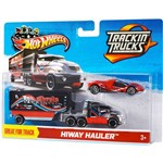 Hot Wheels Caminhão Porta Veículo Hway Hauler - Mattel
