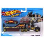 Hot Wheels Caminhão Transportador Crew Carrier BDW51/DXB42- Mattel