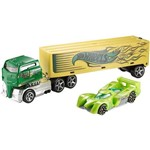 Hot Wheels Caminhão Transportador Rig Dog BDW51/BDW52 - Mattel
