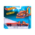 Hot Wheels Caminhão Velocidade na Pista Nitch N Haul - Mattel