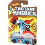 Hot Wheels Capitão América Sir Ominous - Mattel
