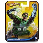 Hot Wheels Carrinho Green Lantern Bdm54