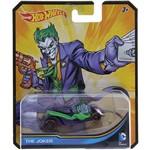 Hot Wheels Carrinho The Joker Bdm56