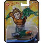 Hot Wheels Carrinhos Entretenimento Aquaman - Mattel