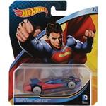 Hot Wheels Carrinhos Entretenimento Super Homem - Mattel