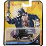 Hot Wheels Carrinhos Entretenimento The Penguin - Mattel