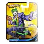 Hot Wheels Carros Dc Comics The Joker - Mattel
