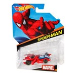 Hot Wheels Carros Spider Man Bdm72
