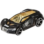 Hot Wheels Carros Temáticos Marvel Nick Fury - Mattel