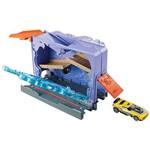 Hot Wheels City Downtown Aquarium Bash - Mattel