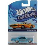 Hot Wheels Clássicos 1:64 65 Ford Galaxie - Mattel